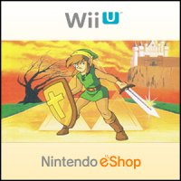 Zelda II: The Adventure of Link Wii U