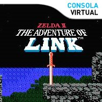 Zelda II: The Adventure of Link Wii