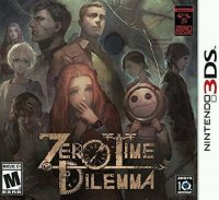Zero Escape: Zero Time Dilemma Nintendo 3DS