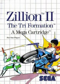 Zillion II: The Tri Formation Master System