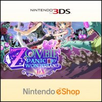 Zombie Panic in Wonderland DX Nintendo 3DS