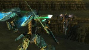 Nuevo material de Zone of The Enders HD Collection