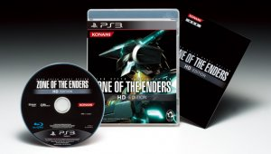 Caratula oficial de Zone of the Enders HD Edition