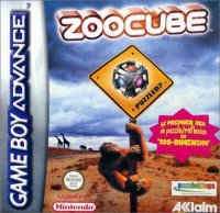 ZooCube Game Boy Advance