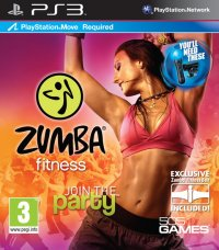 Zumba Fitness: Enjoy the Party PS3