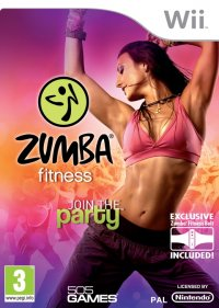 Zumba Fitness: Enjoy the Party Wii