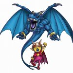 Blue Dragon: Behemoth of the Otherworld