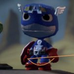 LittleBigPlanet PS Vita: Marvel Super Hero Edition