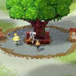 Plaza de Animal Crossing