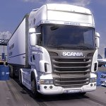 Scania Truck: Driving Simulator