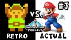 Nintendo Land Podcast #3| Retro Vs. Actual y ¡¡¡ZELDA!!!