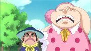 ¡El arma dispara! Hora de asesinar a Big Mom