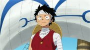 ¡Un regreso inexplicable! Luffy en el Cuartel General de La Marina
