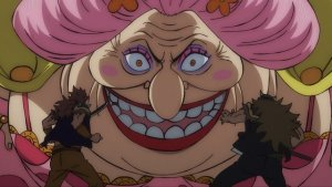 The Coming of the Storm! Big Mom's Great Rampage! - Capítulo 53