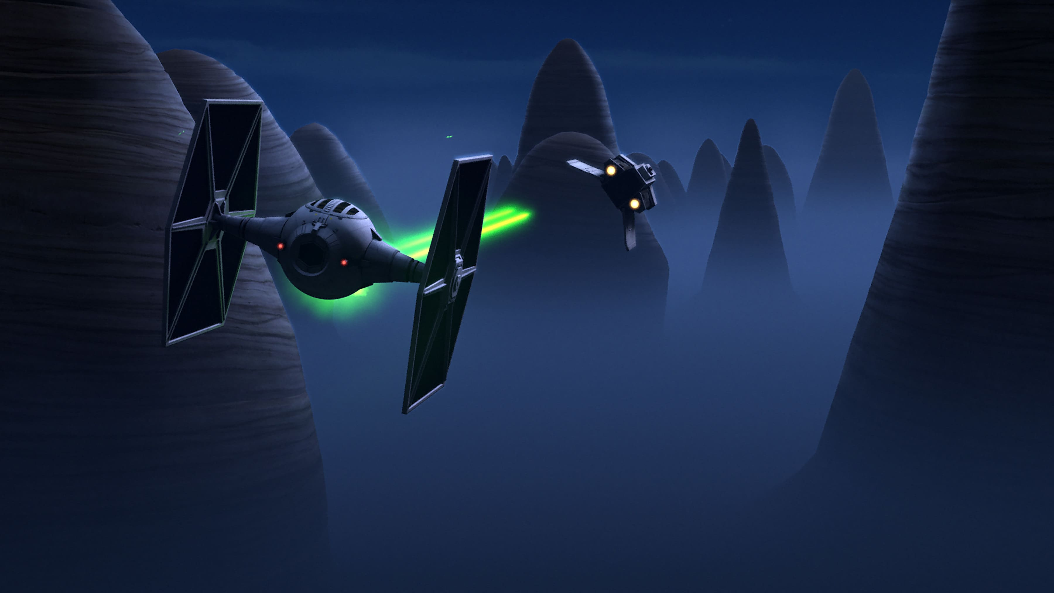 serie star wars rebels temporada 1 episodio 5 watvi