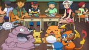 ¡Campamento Pokemon!