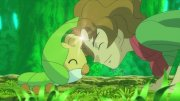 Sewaddle and Burgh in Pinwheel Forest!