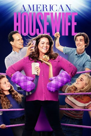Póster American Housewife