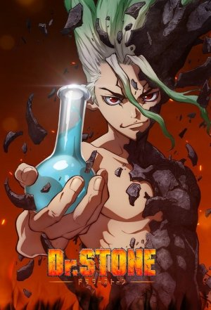 Póster Dr.Stone