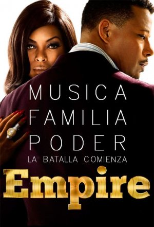 Póster Empire (2015)