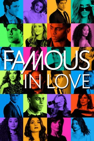 Póster Famous in Love