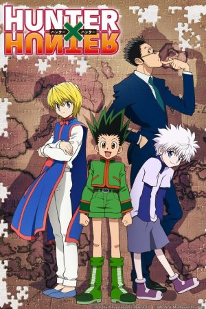 Póster Hunter x Hunter (2011)