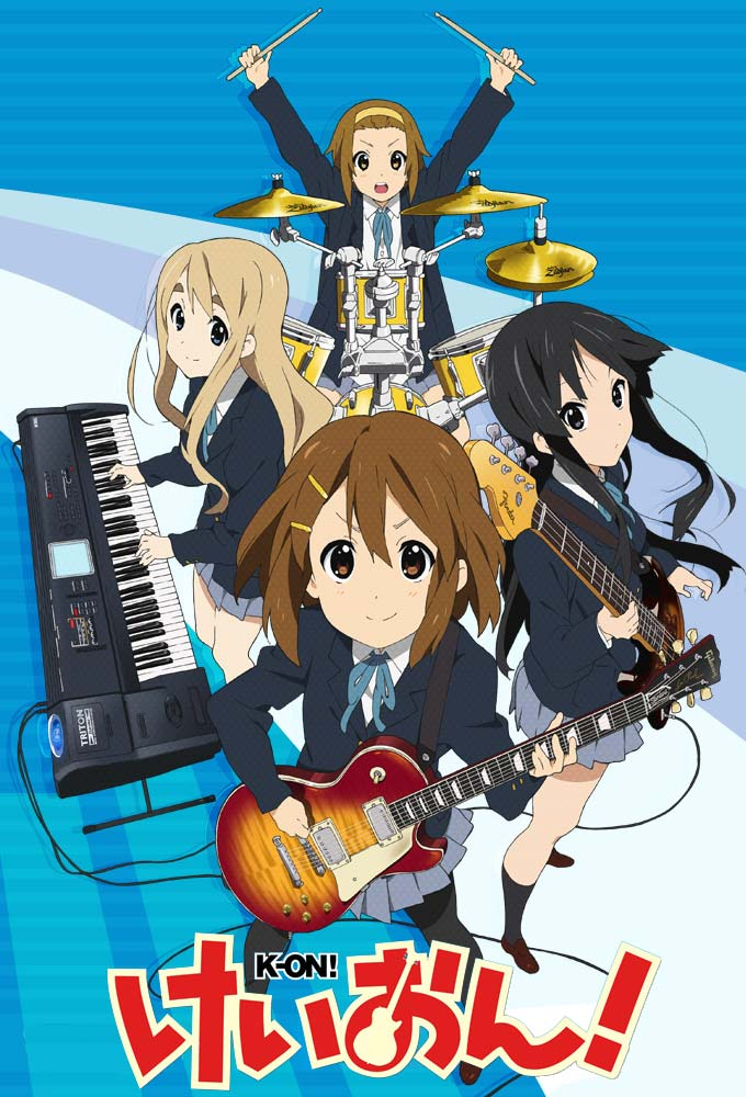Anime K-ON! (2009) - Animanga