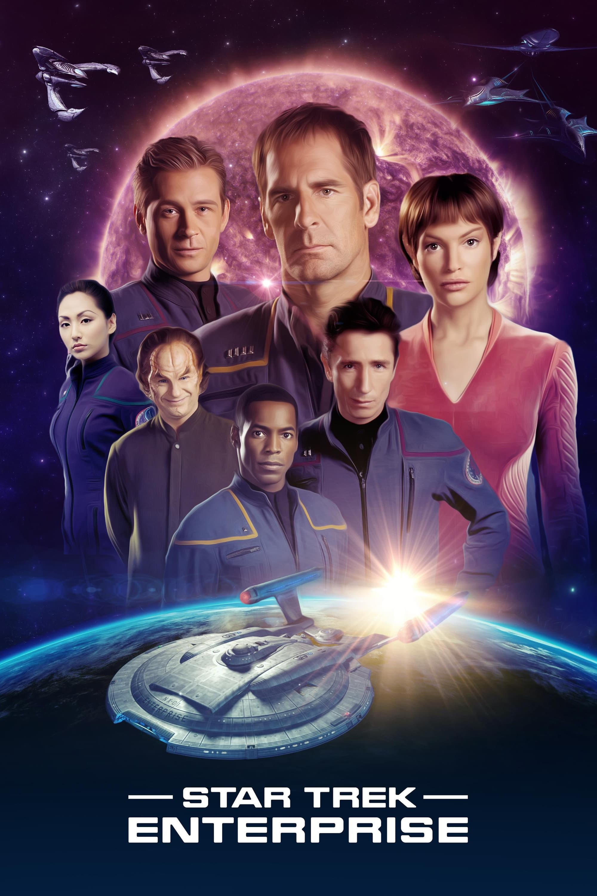 Star Trek: Enterprise' />