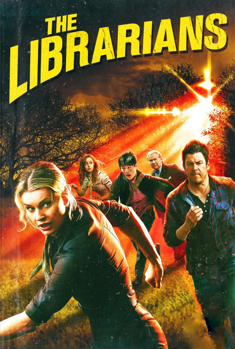 The Librarians' />