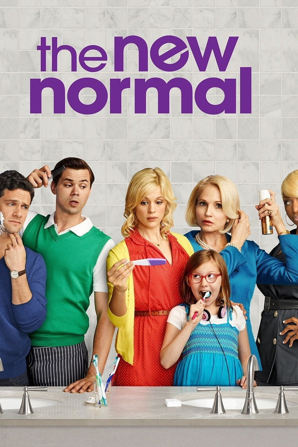 The new normal' />