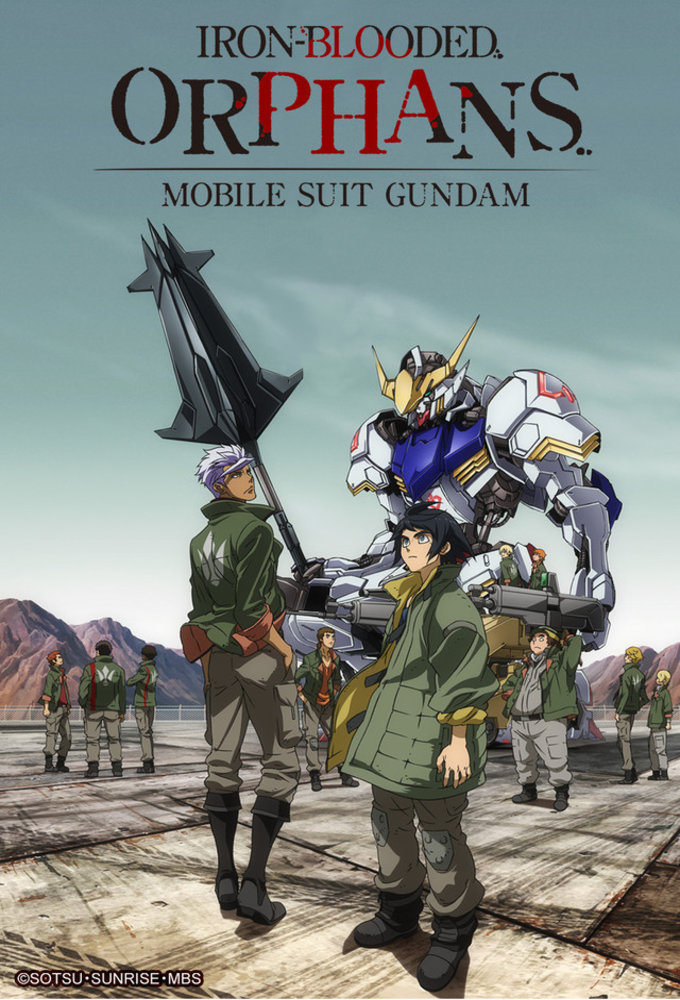 Mobile Suit Gundam: Iron-Blooded Orphans' />