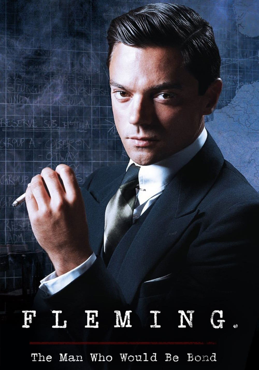 Fleming: The Man Who Would Be Bond' />