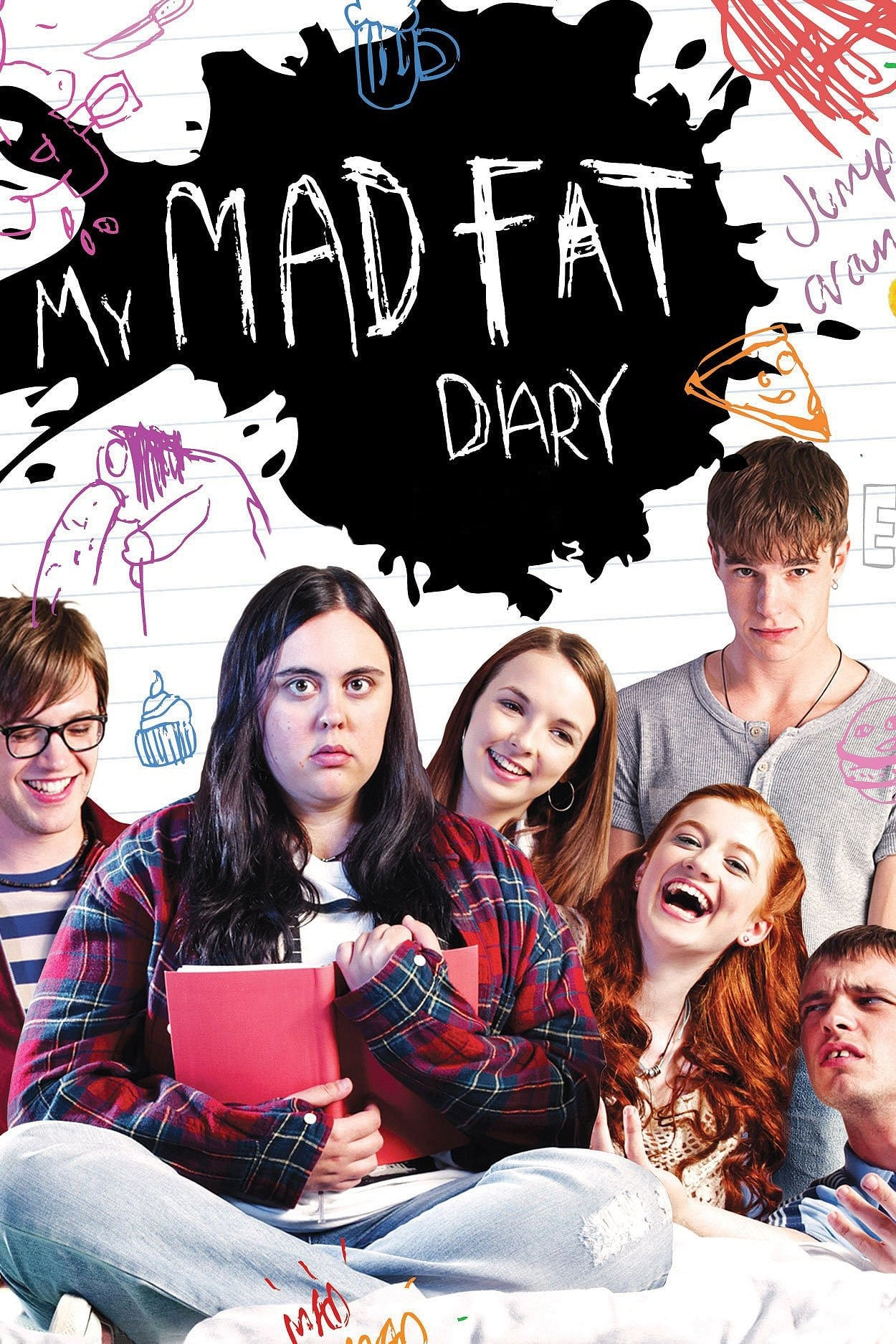 My Mad Fat Diary' />