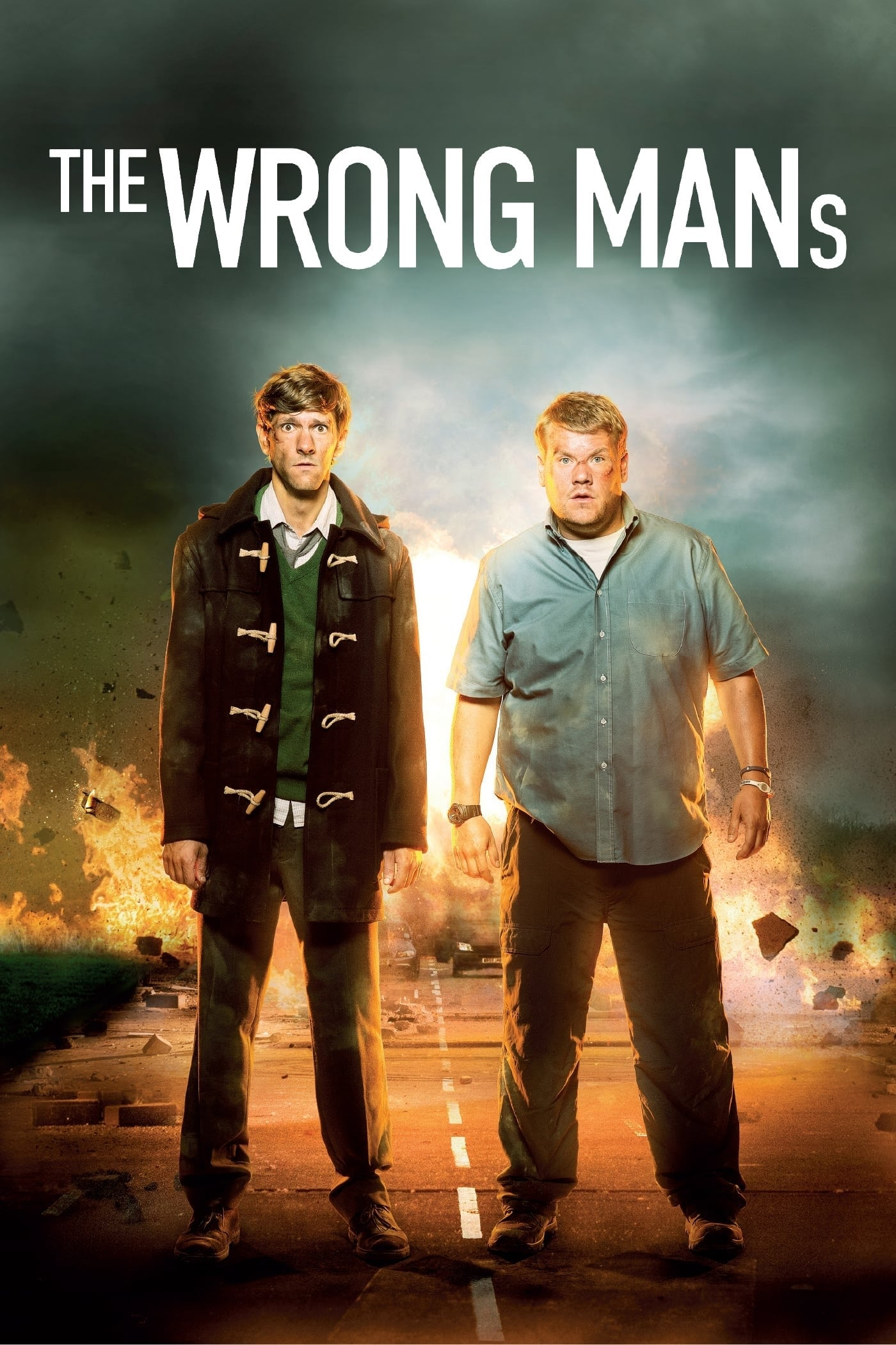 The Wrong Mans' />