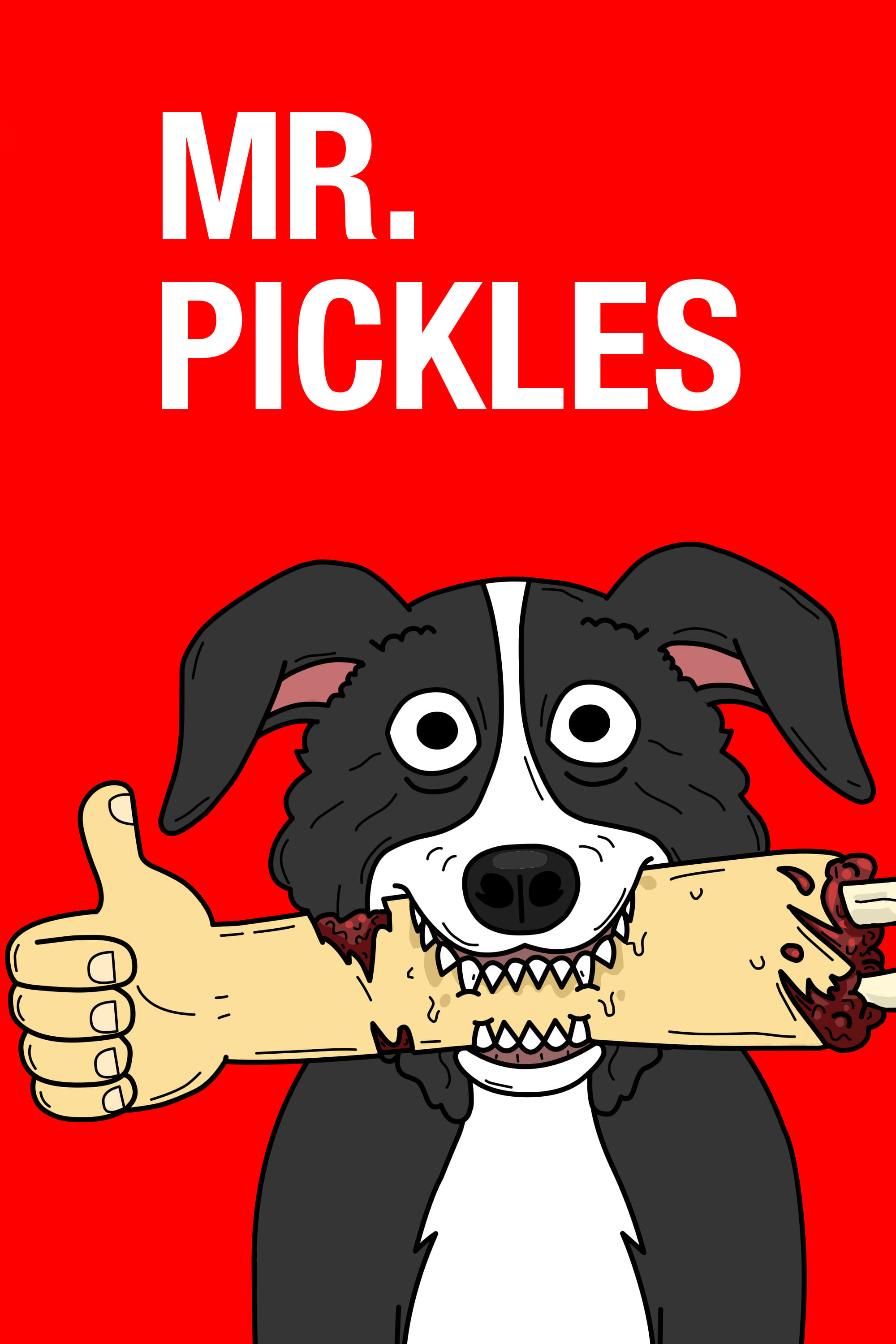 Mr. Pickles' />