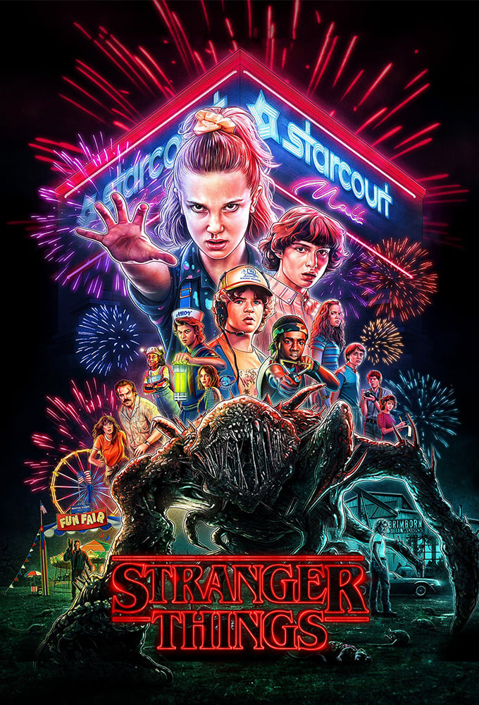 Stranger Things' />