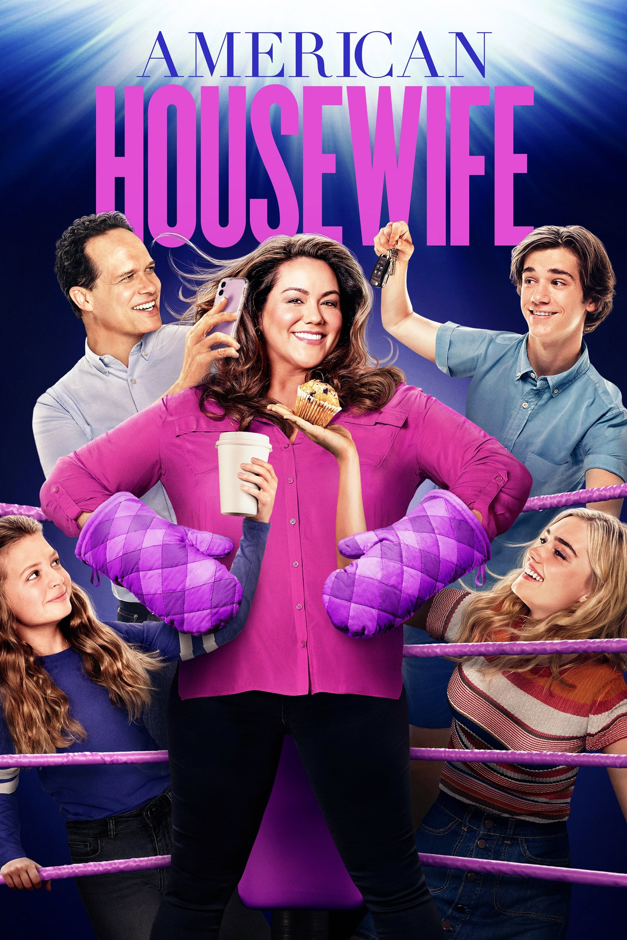 American Housewife' />