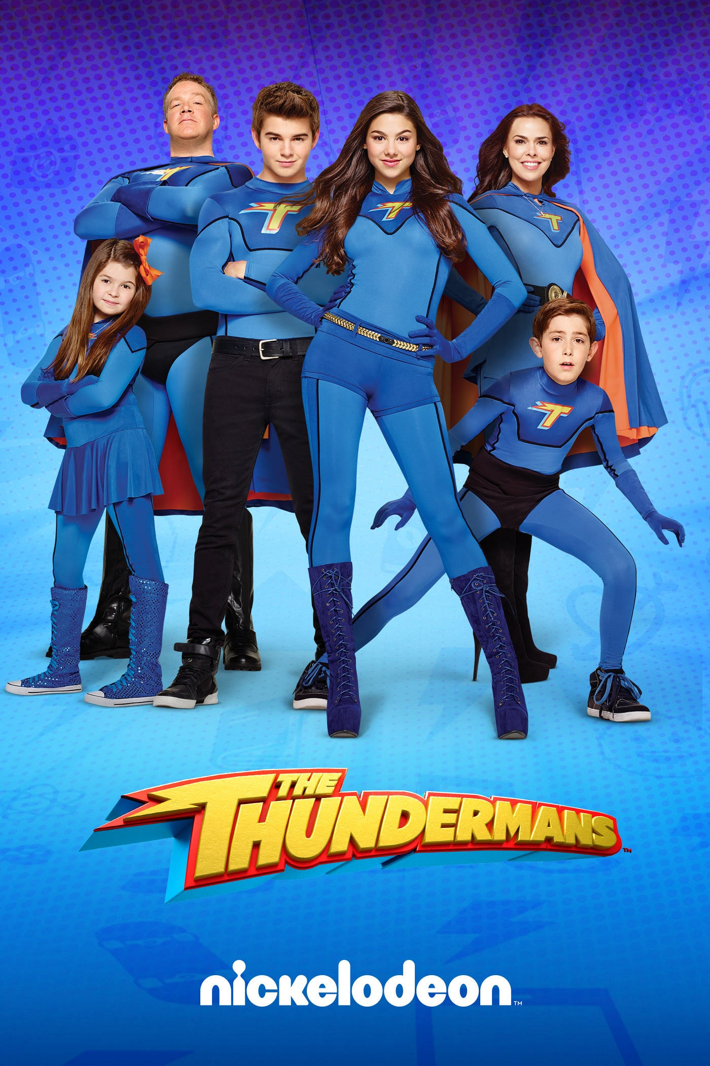 Los Thundermans' />