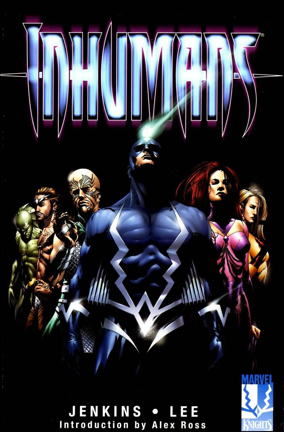 Marvel's The Inhumans' />
