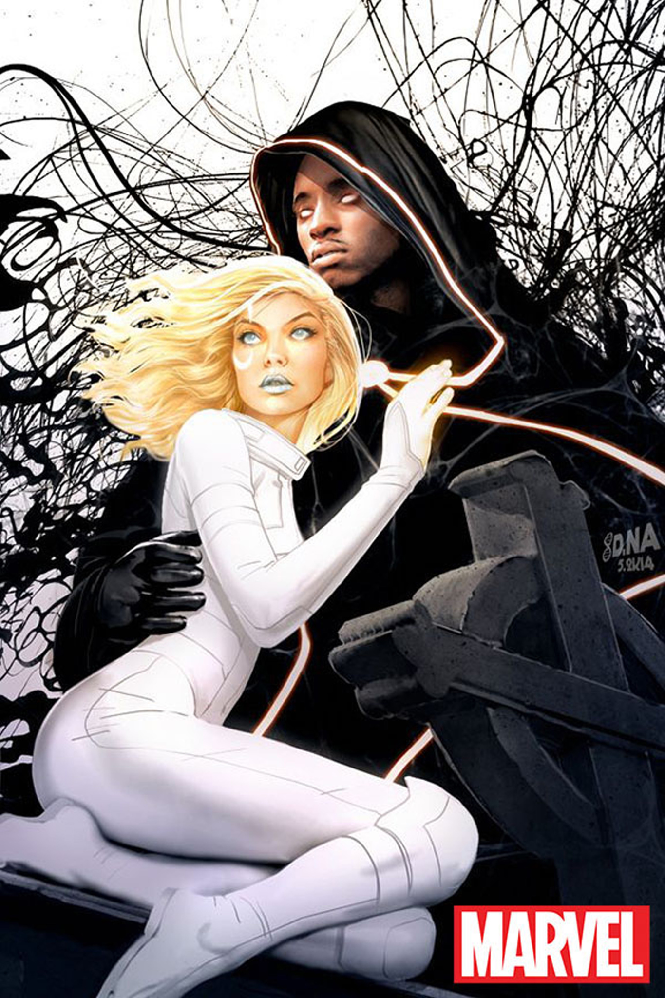 Marvel's Cloak and Dagger' />