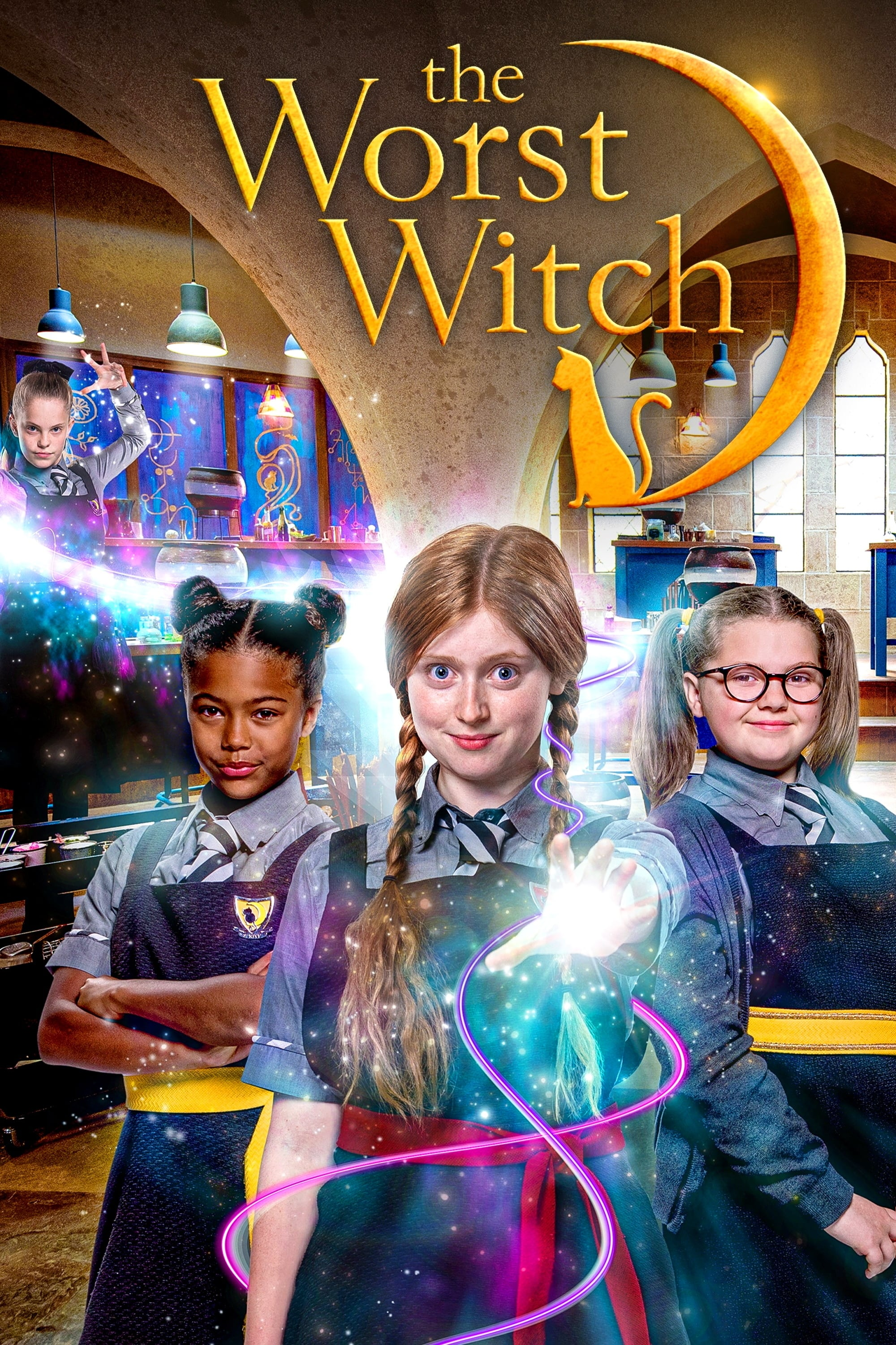 The Worst Witch (2017)' />