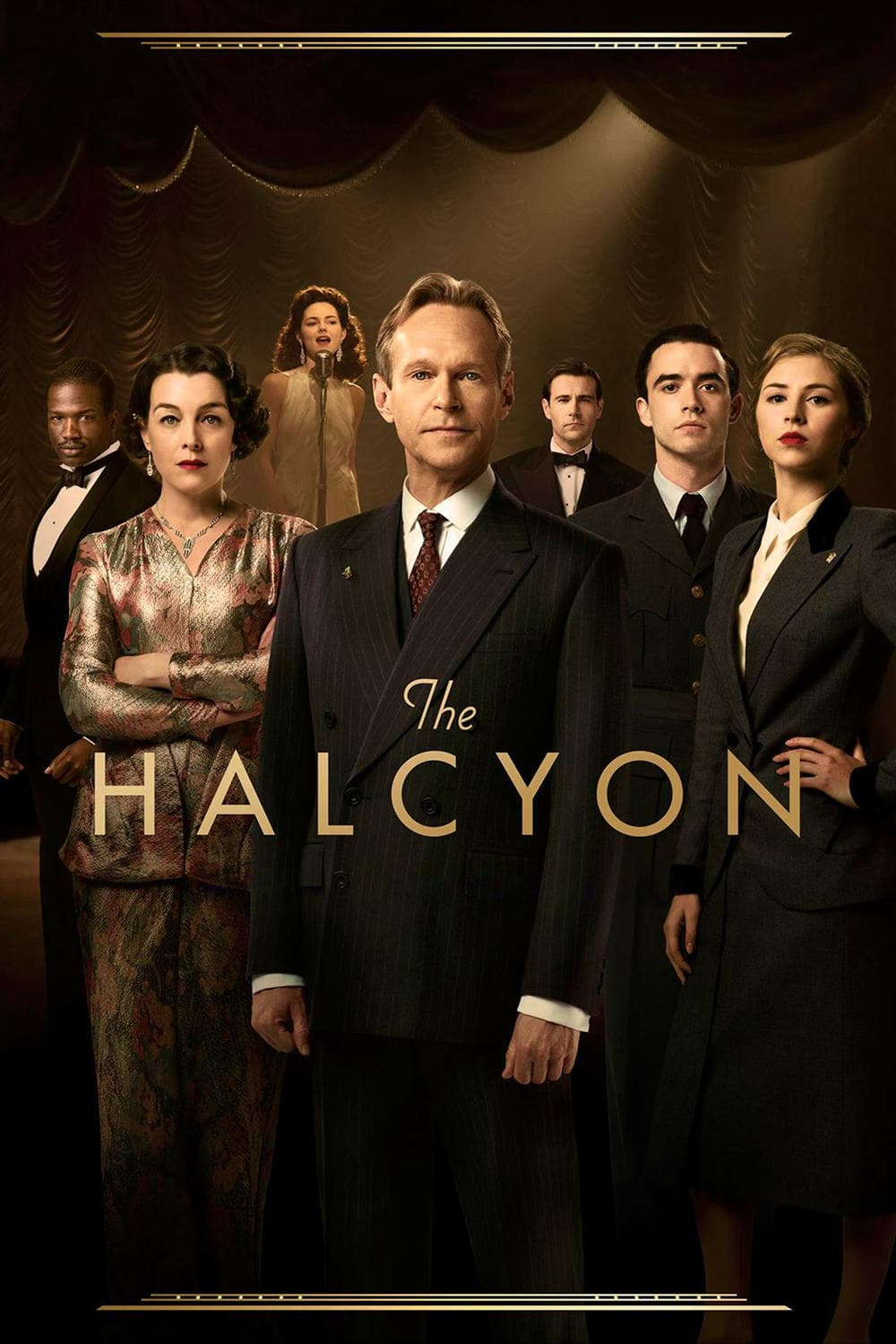 The Halcyon' />