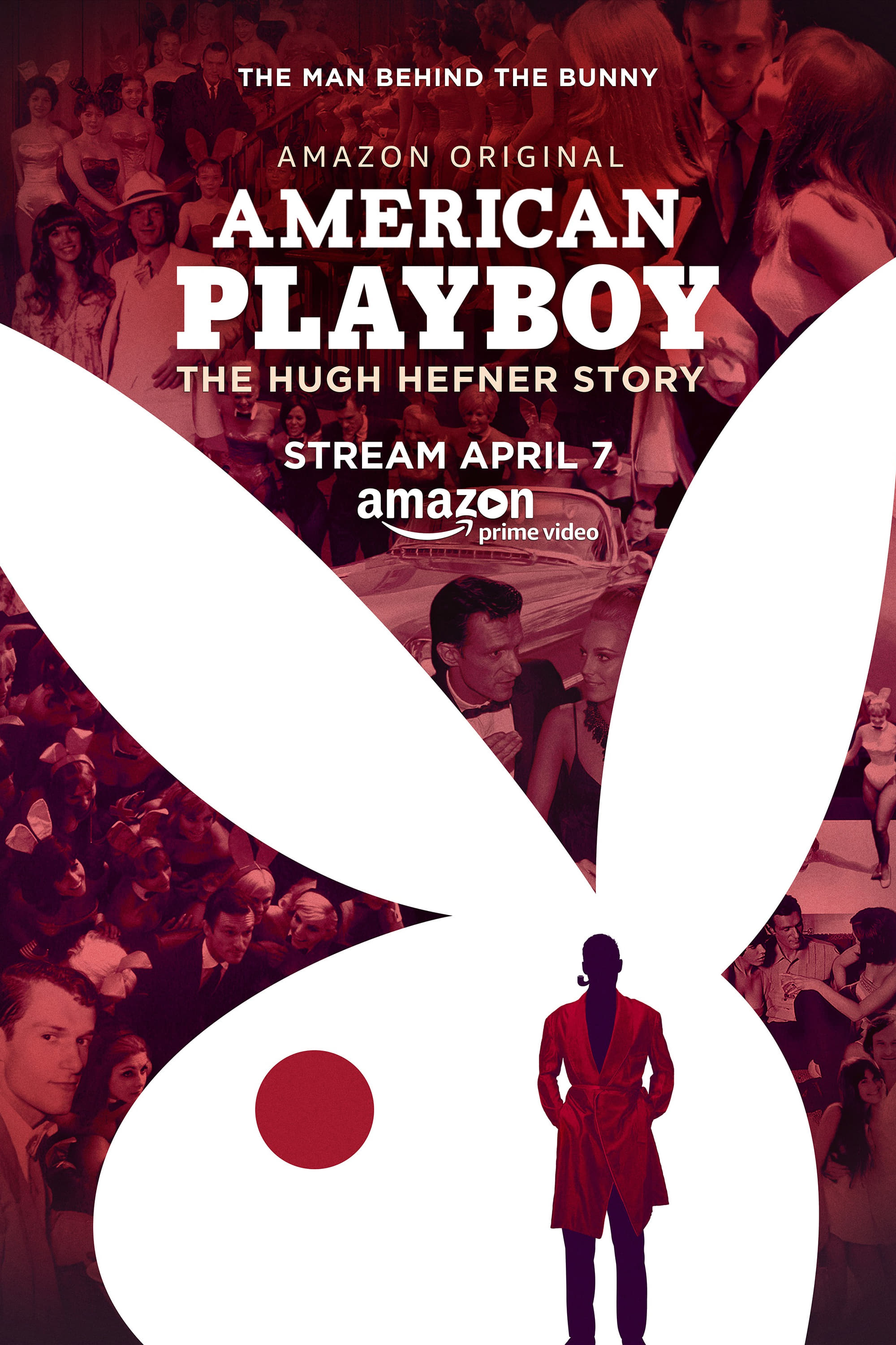 American Playboy: The Hugh Hefner Story' />