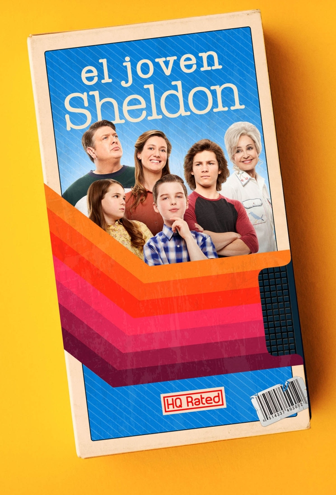 Young Sheldon' />