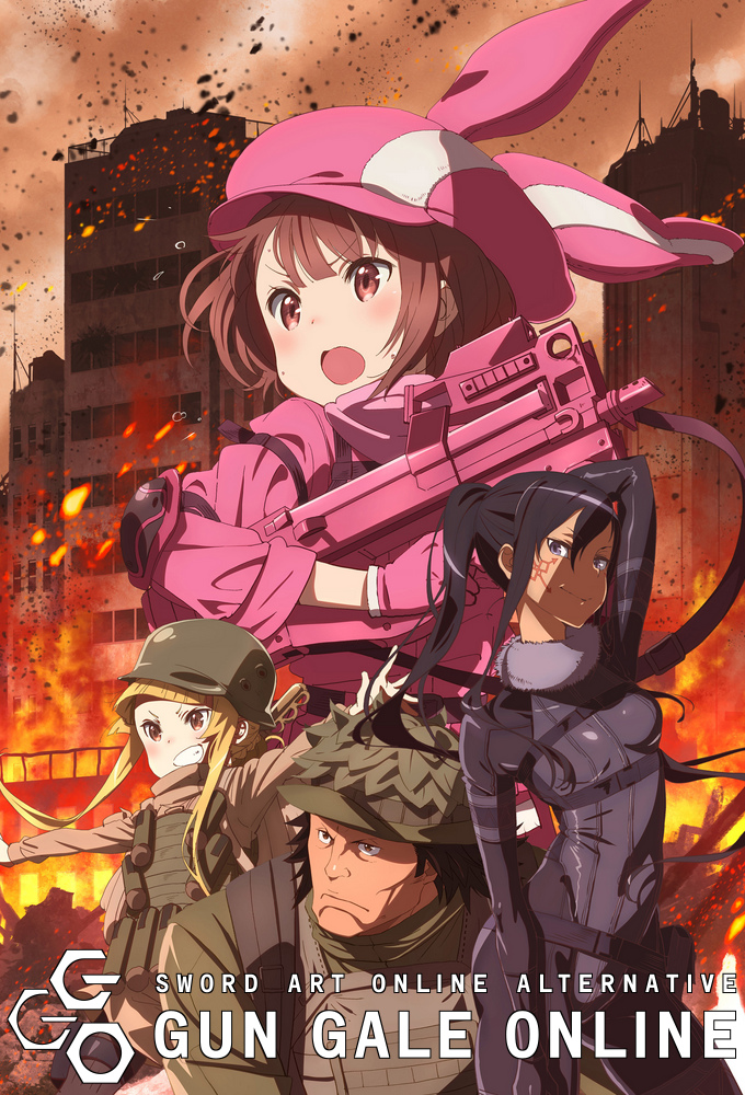 Sword Art Online Alternative Gun Gale Online' />