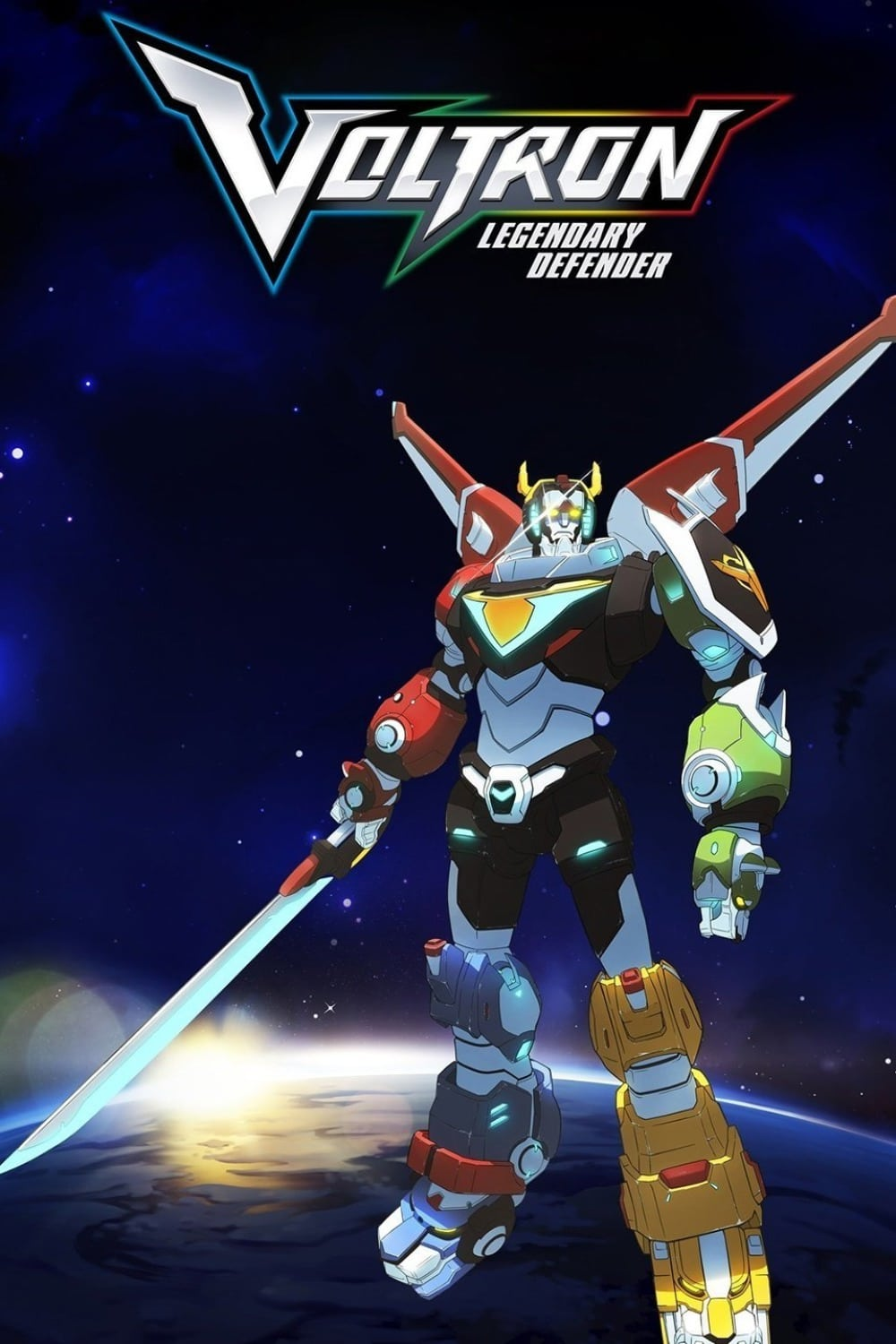Voltron: El defensor legendario' />