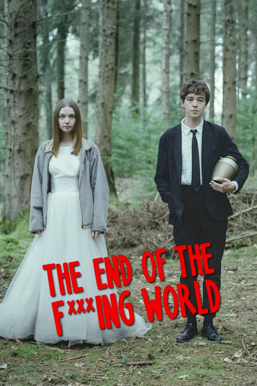 The End of the F***ing World' />