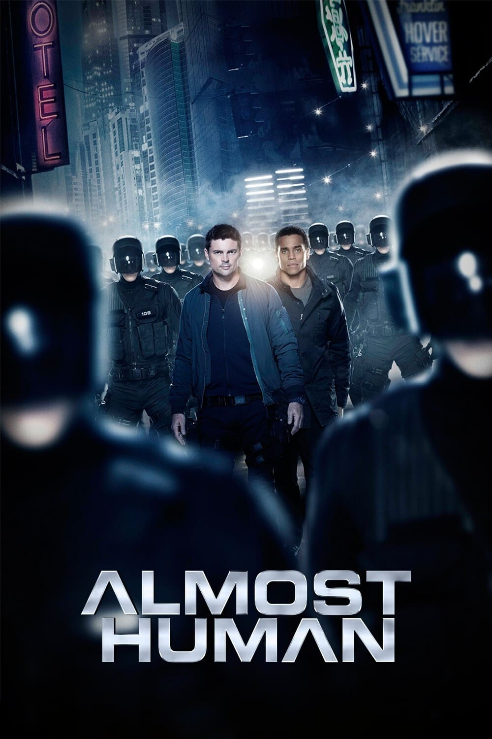 Almost Human' />