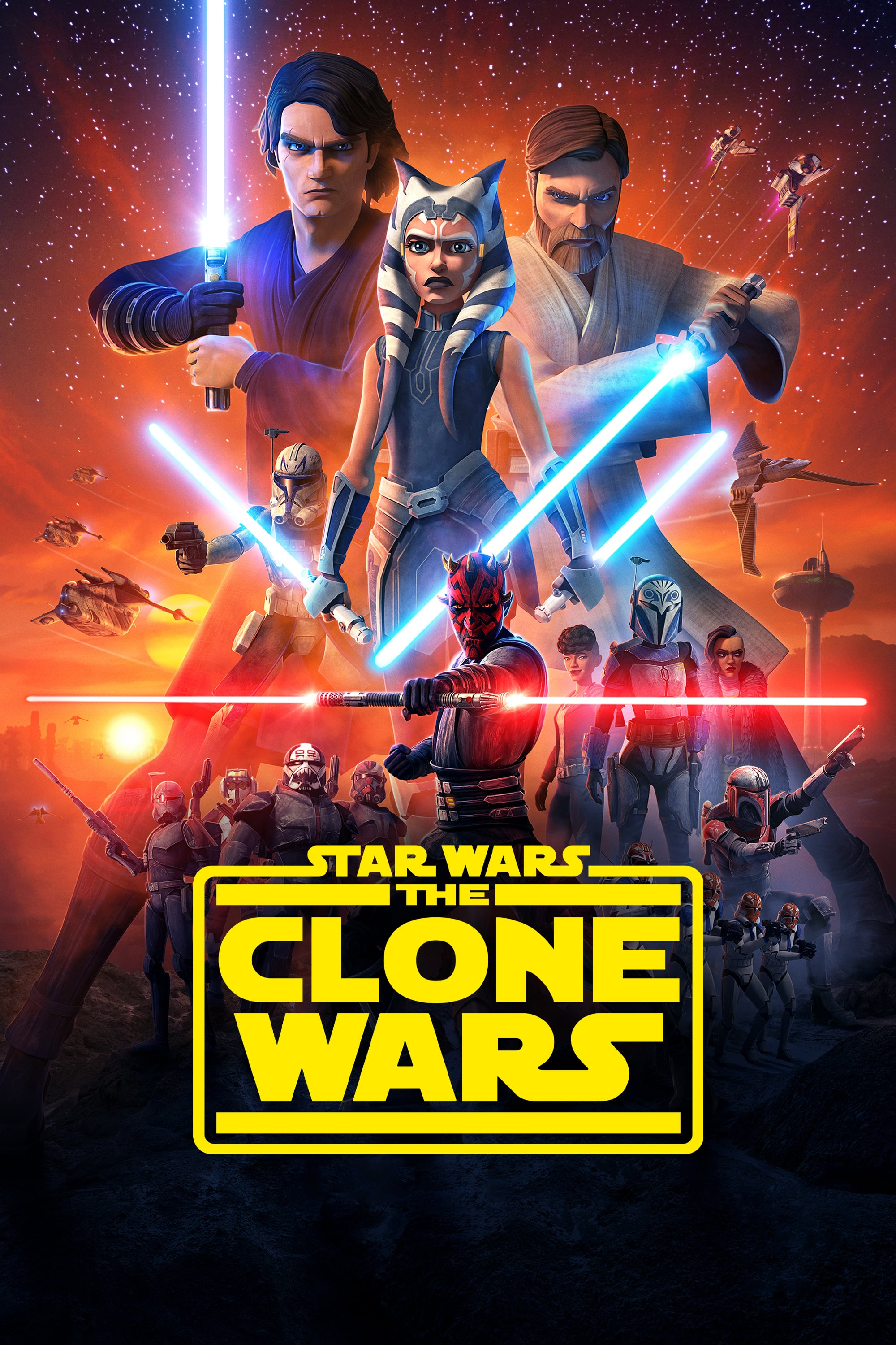 Star Wars: The Clone Wars' />