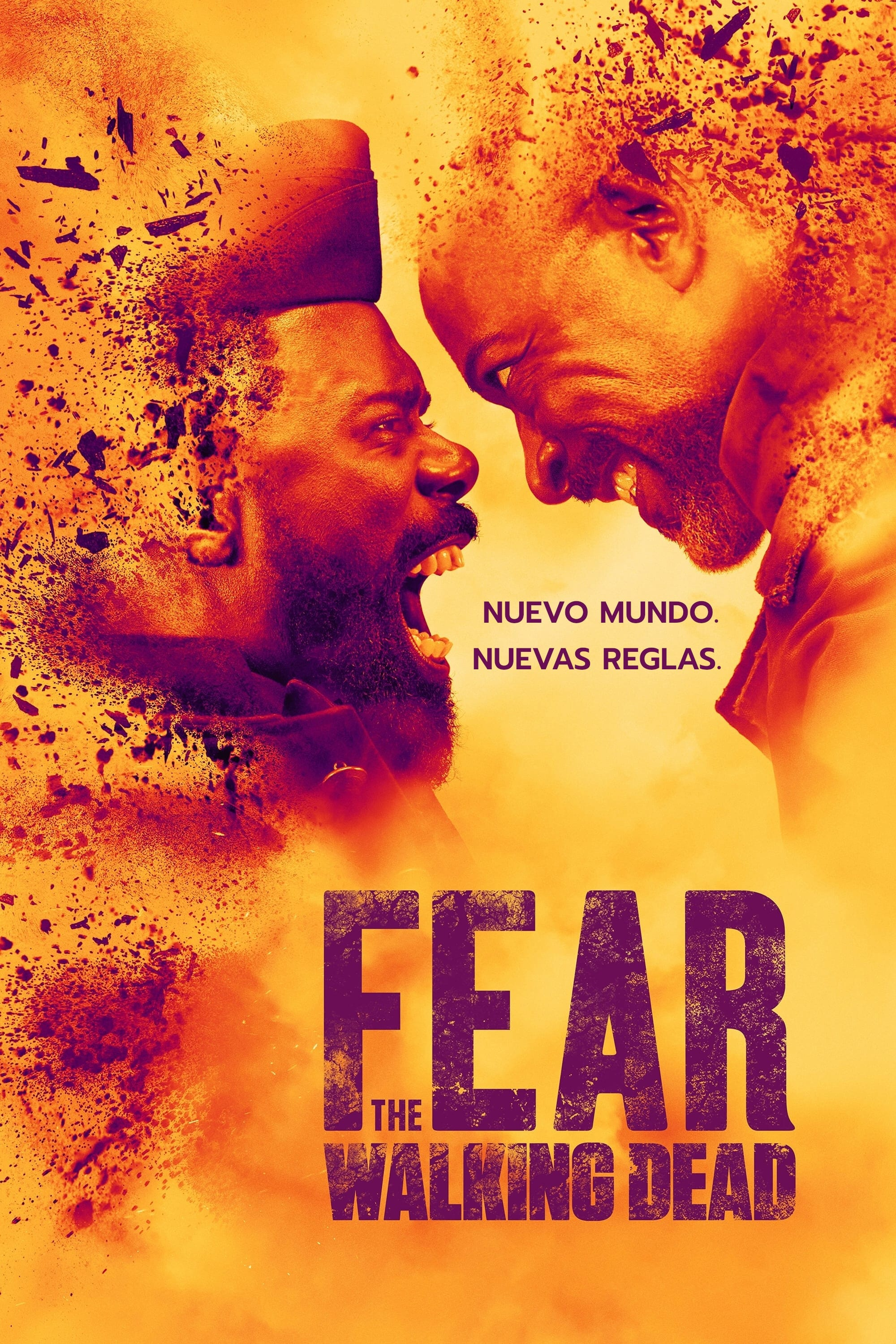 Fear the Walking Dead' />